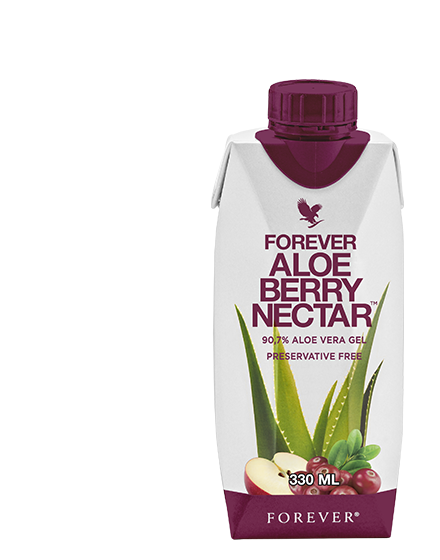 Forever Aloe Berry Nectar 330 ml x 12